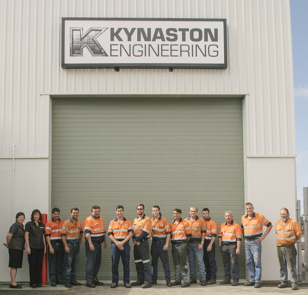 About Kynaston Engineering