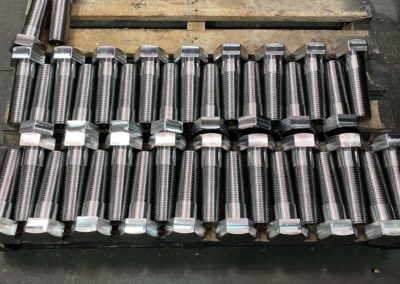 Manufacturing - Bolts