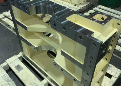 CNC Machining - Gearbox