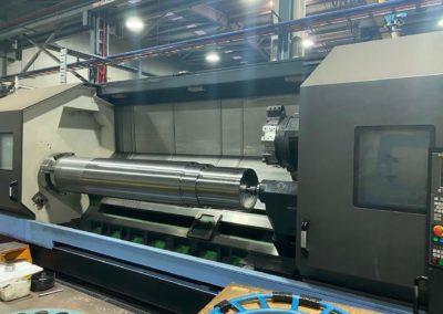Large Shaft - CNC Machining